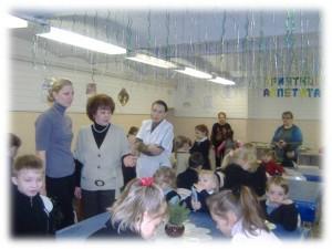 Контроль гигиенических условий труда и отдыха детей школьного возраста