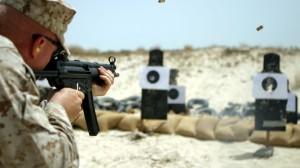 Упражнение № 2 «Стрельба по мишеням»