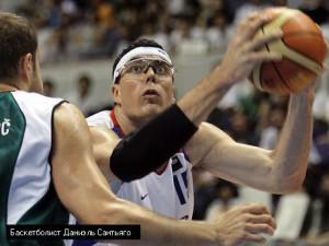 Баскетболист.