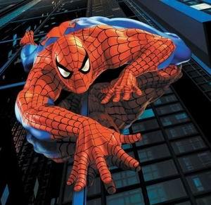 Упражнение № 3 «Человек-паук»