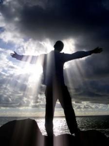 Упражнение № 9 «Луч света»