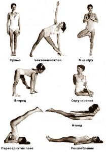 Психофизическая тренировка - упражнение 2