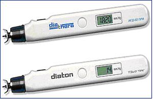 Результаты измерения ВГД при конвергенции