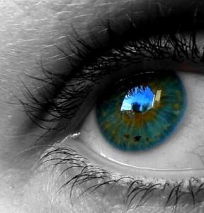 Зрение.